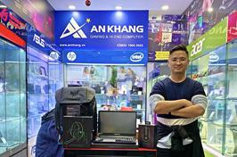 Khách hàng mua laptop Acer Predater
