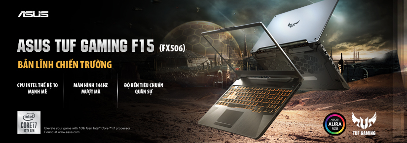 Laptop Asus TUF Gaming FX506
