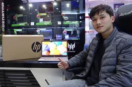 Album khách hàng mua laptop HP