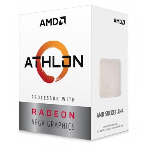 BUILD PC SIÊU RẺ VỚI AMD ATHLON 200GE