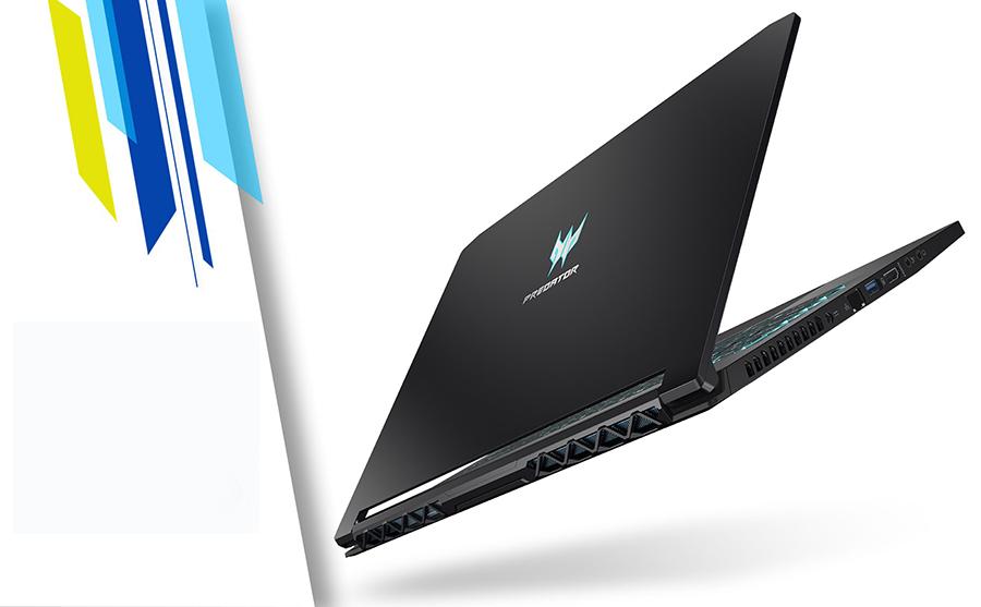 CES19: Acer ra mắt Predator Triton 500 - Laptop gaming tích hợp card RTX đầu tiên bán tại Việt Nam