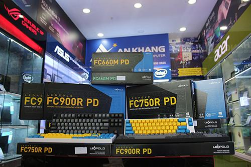 Top 5 bàn phím cơ giá rẻ bán chạy nhất tại An Khang năm 2020