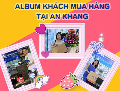 Lưu giữ - Trân trọng những bức ảnh khách mua hàng tại An Khang