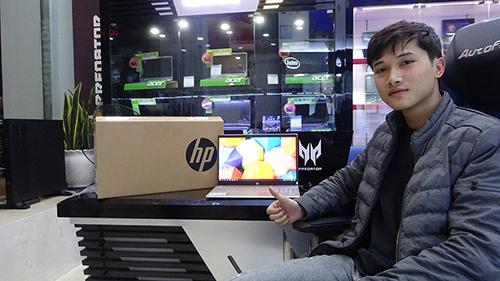 Album khách hàng mua laptop HP tại An Khang Computer
