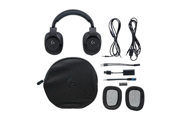 Tai nghe Logitech có dây G433 - Màu đen
