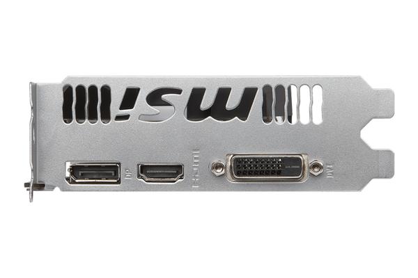 VGA MSI GTX 1050 Ti 4G OCV1