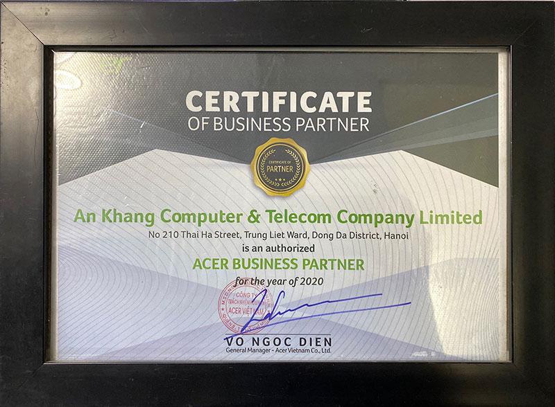 PC ACER ASPIRE XC-780 DT.B8ASV.004