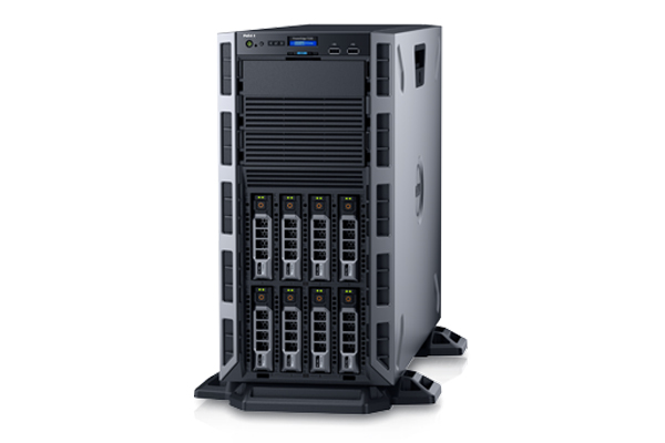 Máy chủ Dell PowerEdge T330 - Chassis with up to 8, 3.5inch Hard Drives/ Intel Xeon E3-1240