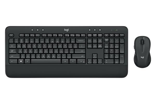 Bộ bàn phím+ chuột không dây Logitech MK545
