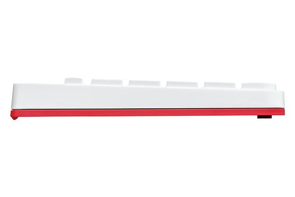 Bộ bàn phím - Chuột Logitech MK240 Trắng - Đỏ