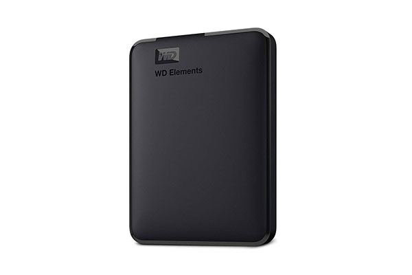 Ổ cứng di động WD Element 2.5 inch 4TB (WDBU6Y0040BBK-WESN)