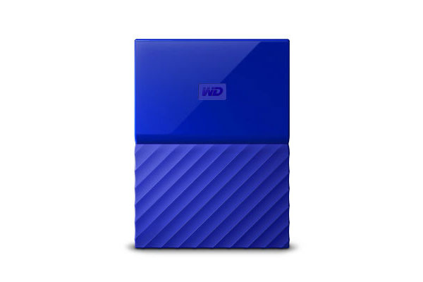 HDD WD My Passport 1TB (WDBYNN0010BBL-WESN)