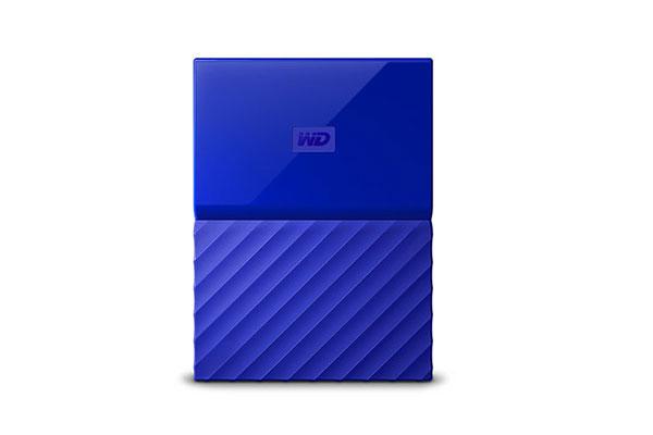 Ổ cứng di động WD My Passport 2TB (WDBS4B0020BBL-WESN)