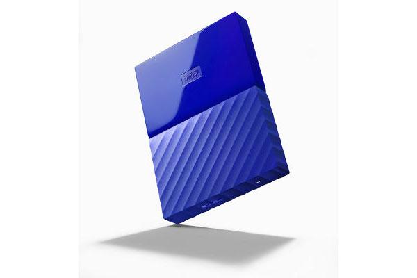 Ổ cứng di động WD My Passport 3TB (WDBYFT0030BBL-WESN)