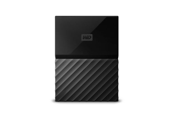 Ổ cứng di động WD My Passport 4TB (WDBYFT0040BBK-WESN)