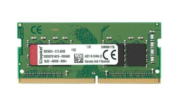 Ram Laptop Kingston 4GB DDR4-2666S19 1Rx16 SODIMM (KVR26S19S6/4)