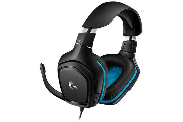 Tai nghe Logitech G431 7.1 Surround Gaming Headset