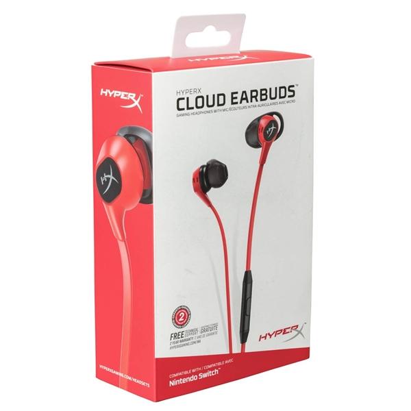 Tai nghe Kingston HyperX Cloud Earbuds