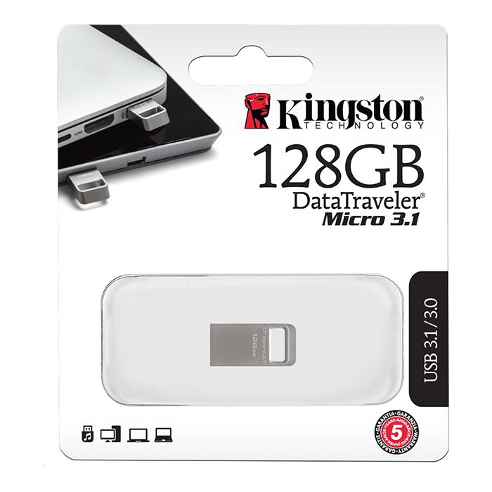 USB Kingston 3.1 Micro DTMC3 128GB
