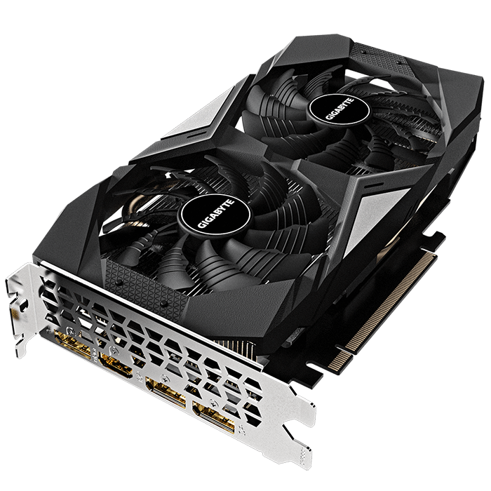 VGA Gigabyte GeForce GTX 1660 OC 6GB (GV-N1660OC-6GD)