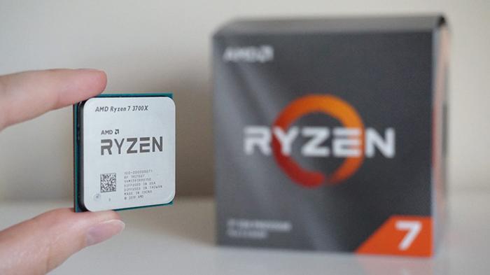 CPU AMD Ryzen 7 3700X 3.6 GHz (4.4GHz Max Boost) 8 nhân- 16 luồng
