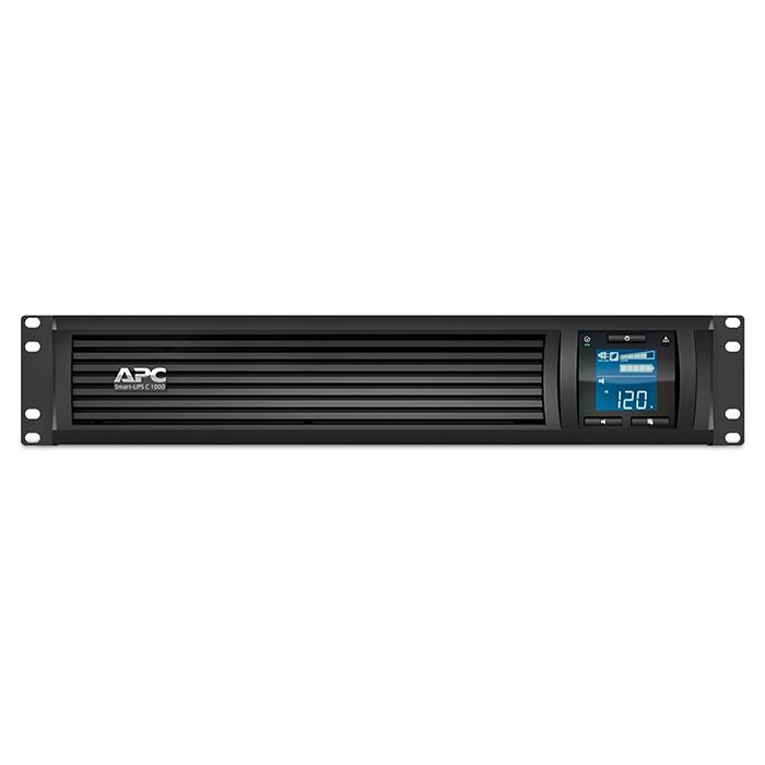 APC Smart-UPS C 1000VA LCD RM 2U 230V- SMC1000I-2UC