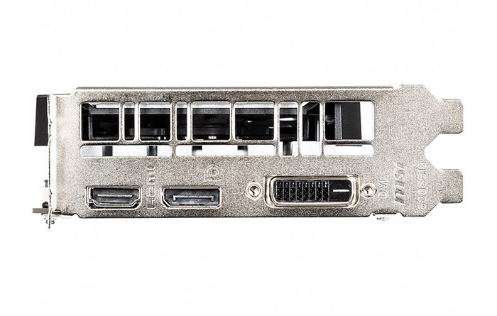 VGA MSI GeForce GTX 1650 4GB GDDR5 VENTUS XS OC