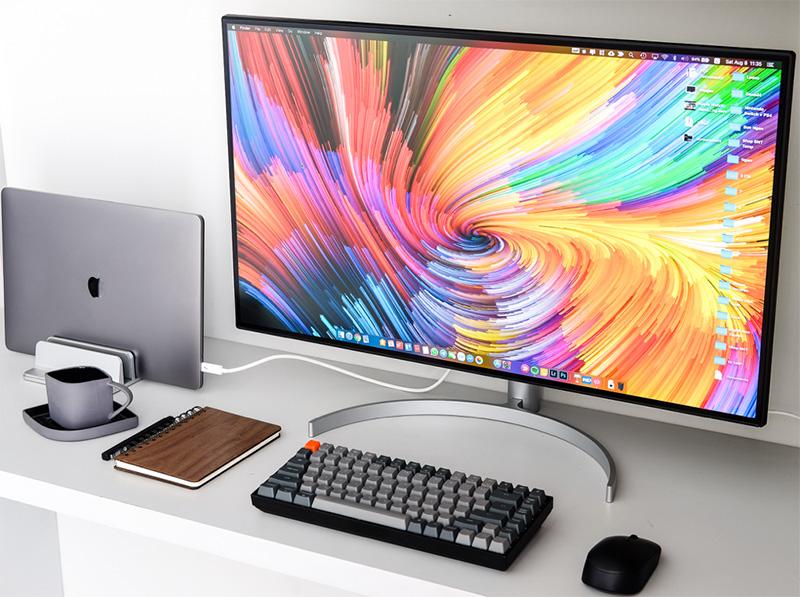 Màn hình Game LG 32UL950-W UHD 4K Model 2020