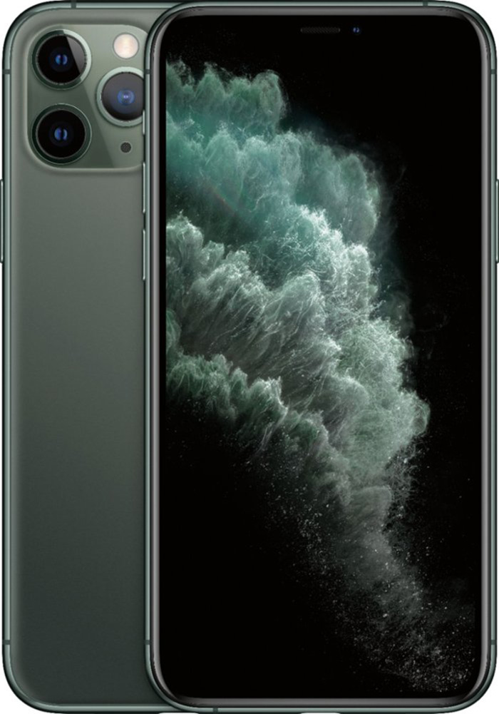 Điện thoại IPHONE 11 PRO GREEN 64GB-VIE- MWC62VN/A