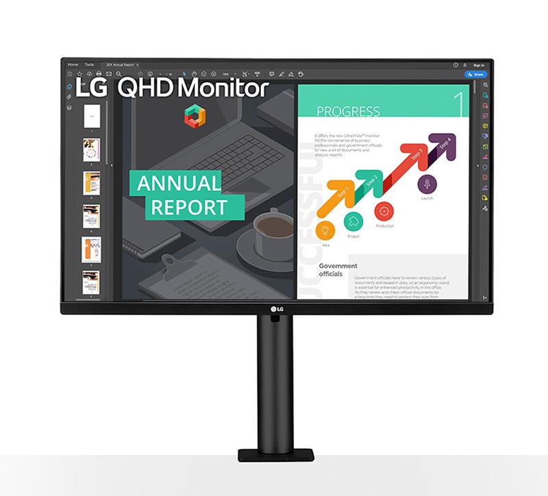 Màn hình Game LG 27QN880-B- 27INCH QHD IPS