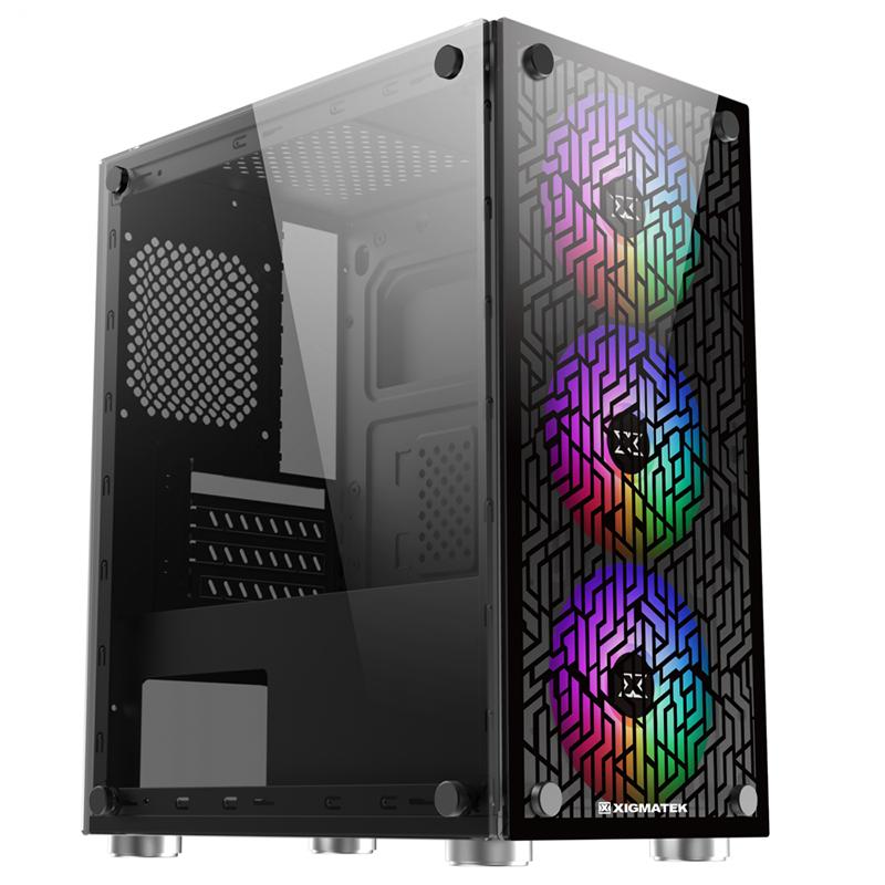 PC văn phòng AKC AMD AK5.3400G.B450M.R8