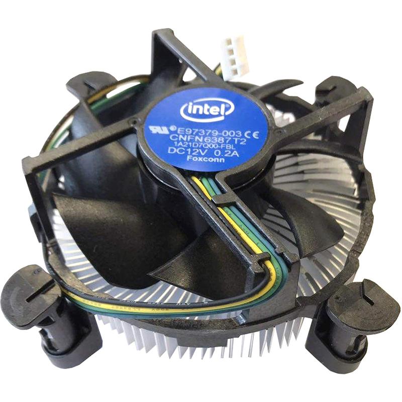Fan CPU BOX Intel E97379-003 Core i3/i5/i7 Socket 1150/1155/1156 4-Pin