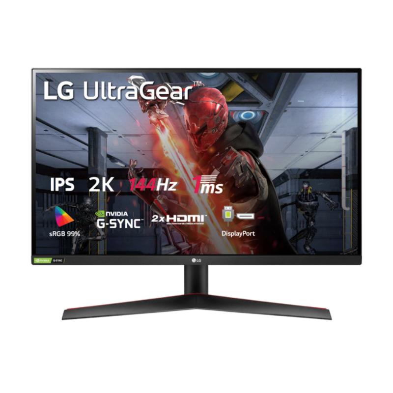 Màn hình LG 27GN800-B 27Inch QHD UltraGear IPS 144Hz