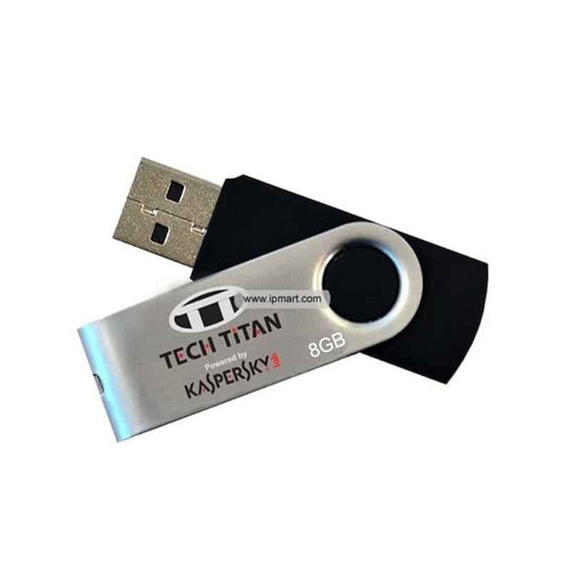 USB Bảo mật Kaspersky 8GB