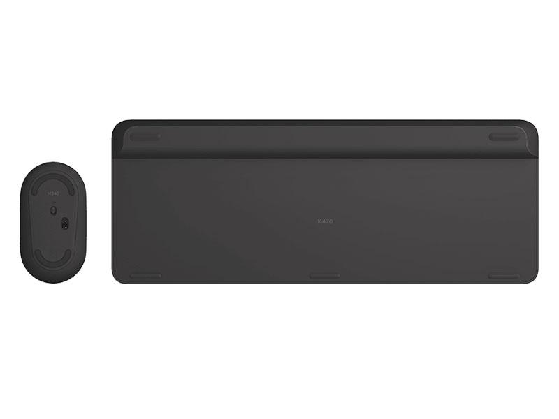 Bộ bàn phím - Chuột không dây Logitech MK470