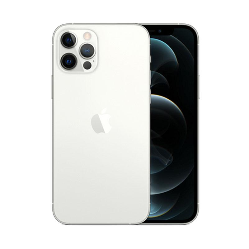 Điện thoại iPhone 12 Pro Max 128GB Silver MGD83VN/A