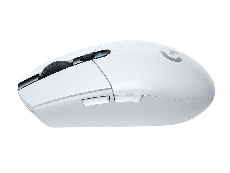 Chuột Gaming không dây Logitech G304 màu trắng