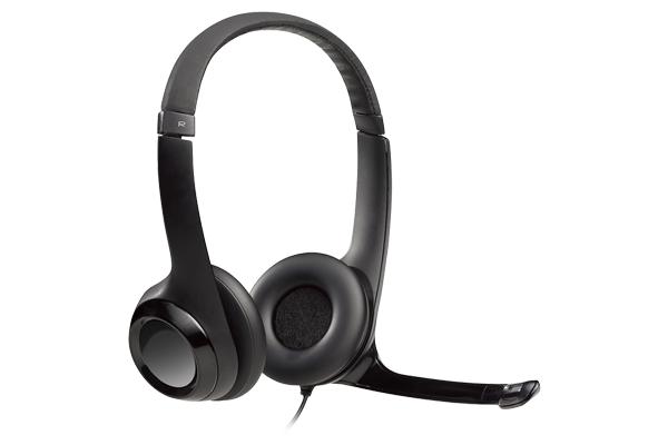 Tai nghe Logitech Headset H390 - gồm Mic