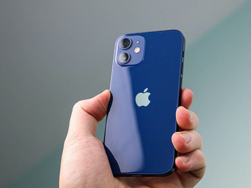 Điện thoại iPhone 12 256GB Blue MGJK3VN/A