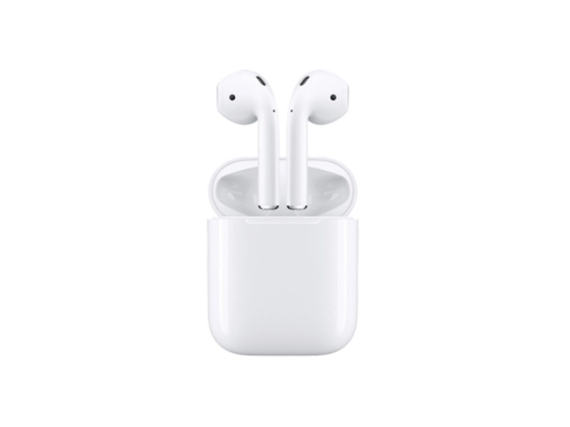 Tai nghe Apple AirPods 2 - APPLE WITH CHARGING CASE Trắng