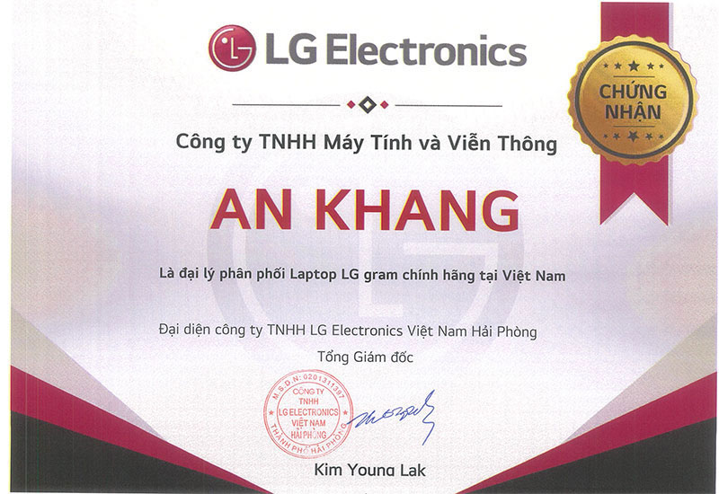 Laptop LG Gram 2021 16Z90P-G.AH73A5