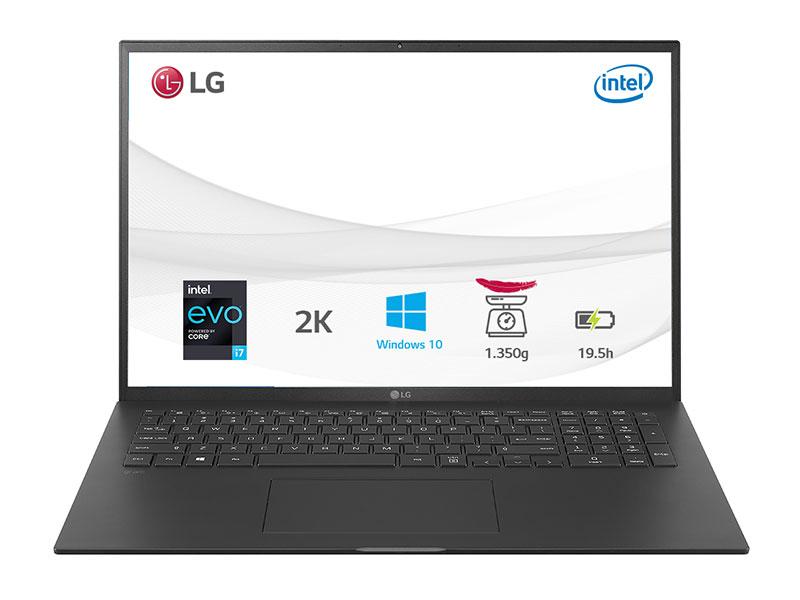 Laptop LG Gram 2021 17Z90P-G.AH78A5