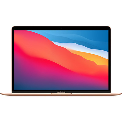 MacBook Air 13 inch M1 8C CPU - 8C GPU - 512GB - Gold