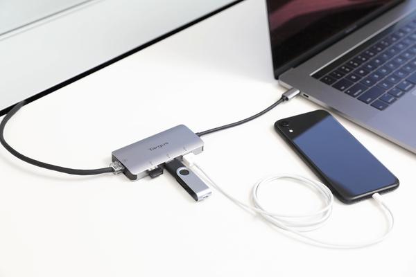 Cổng chuyển Targus ACA959 USB-C Multi-Port Hub ( ACA959AP-50 )