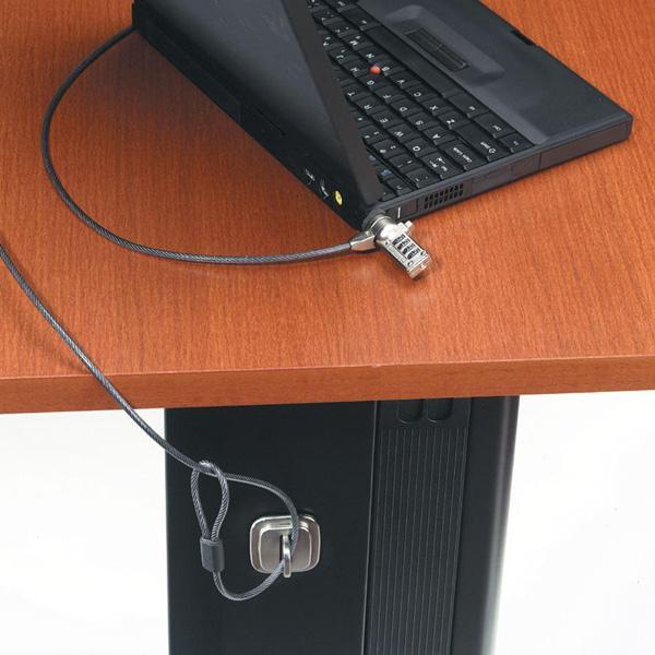 Khóa Laptop + PC Targus PA410BX-61