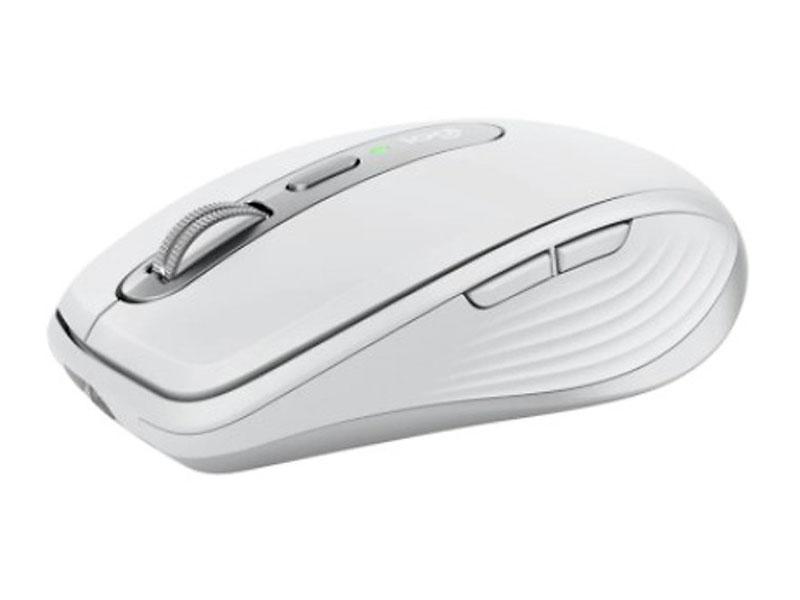 Chuột không dây Logitech MX Anywhere 3, màu xám nhạt (910-005993)