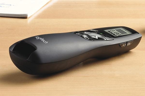 Bút trình chiếu Logitech Wireless Presenter R800