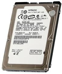 HDD Laptop 500Gb 2.5 SATA HITACHI 7200rpm