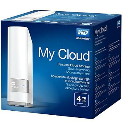 Hdd  WD My Cloud essential 5.5'' 4TB