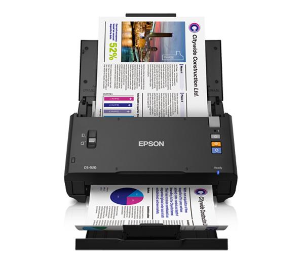 Máy scan ADF Epson DS - 520